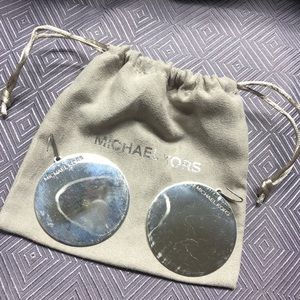 Michael Kors Earrings w/ Dust Bag